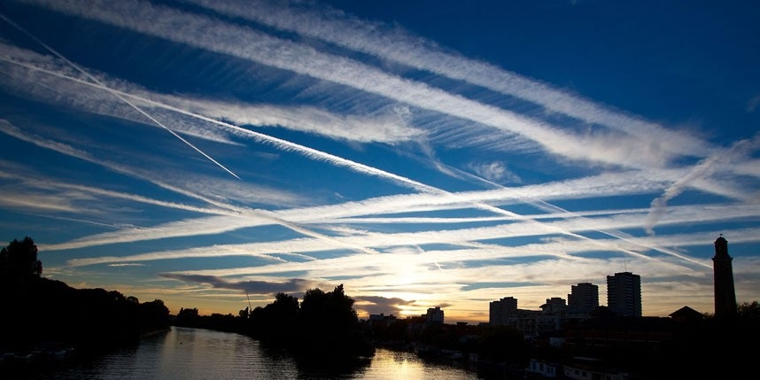 Chemtrails UK Geoengineering UK London 14 September 2012