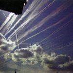 Clouds versus chemtrails