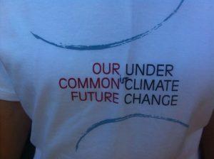 our communist future under climte change
