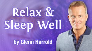 relax and sleep well by glenn harrold