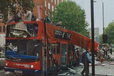 7-7 London Bombings bus - Outright Terror - bold and brilliant