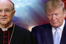 Carlo Maria Vigano warns Donald Trump about Great Reset