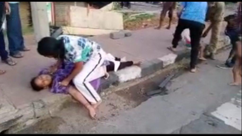 India drop dead hoax